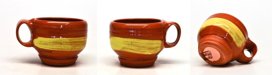 Blog Portfolio Yellow Mug 3