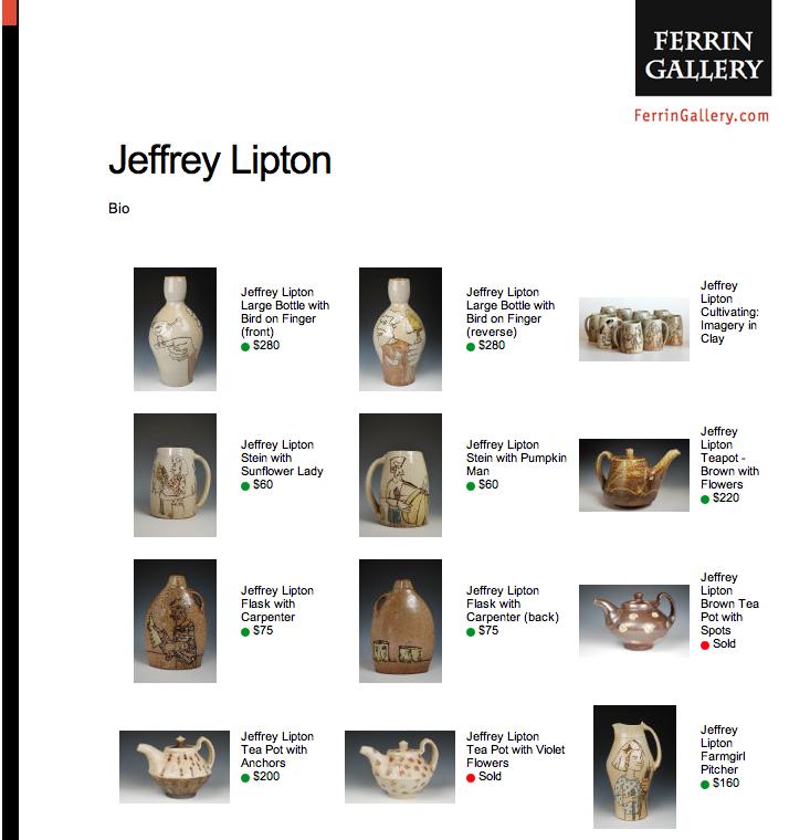 Ferrin Gallery,  Screen Shot 2013-02-01 at 4.43.08 PM