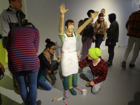 Ji Yeon Kim, Think Tank, Whimsy Whimji Bridge 2013 (2)