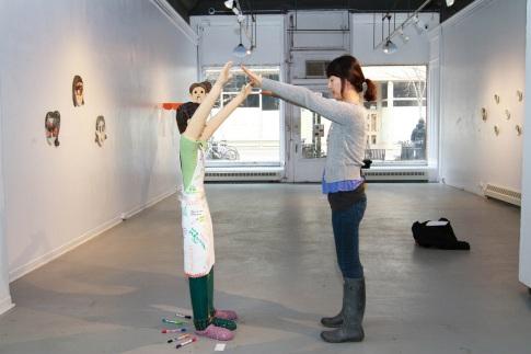 Ji Yeon Kim, Think Tank,Whimsy Whimji Bridge 2013 (1)