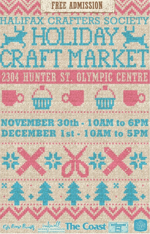CRAFTERS POSTER winter20138.5x11 2