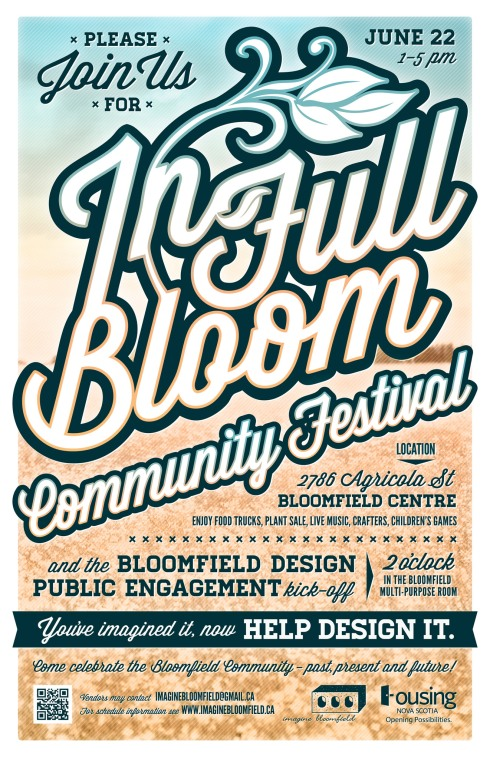In Full Bloom Halifax Community Festival