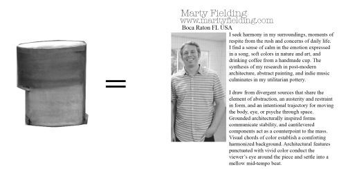 13, Marty Fielding, Mug Library Insert, WEB