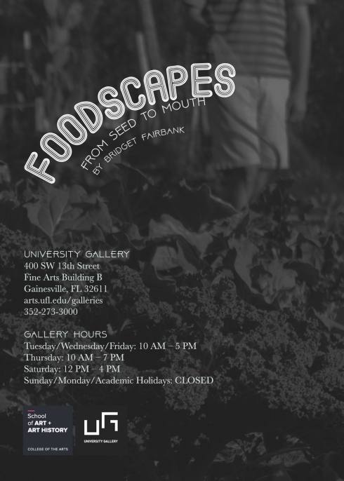 Foodscapes Back